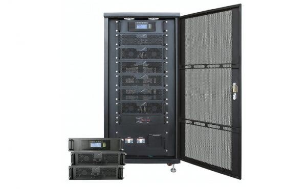 MT Series Online Hot Swappable Modular UPS